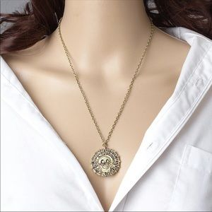 Jewelry - 5/$25 sale! PIRATES OF THE CARIBBEAN coin necklace